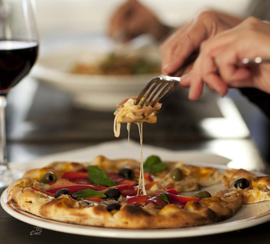 Afhalen - Pizza
